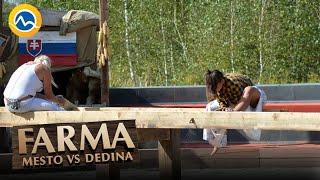 FARMA - Nečakaný duel na Farme: Sára si to v aréne rozdá s Evou!