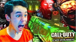 "Advanced Warfare ""EXO ZOMBIES"" Gameplay! Call Of Duty: Advanced Warfare DLC HAVOC ""Outbreak"""