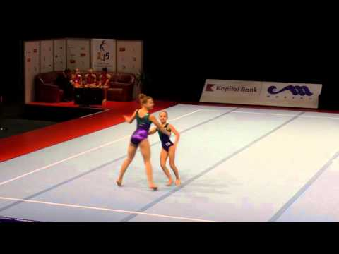 EAGC 2015   186   PnA   Age 11 16   WP   FIN   Dyn   LUOSA & HALME