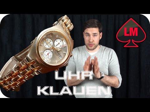 Wie man Uhren klaut?! (David Millert)