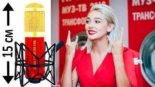 ПОМОЖЕТ ЛИ ИВЛЕЕВОЙ 15 см микрофон, стать певицей?