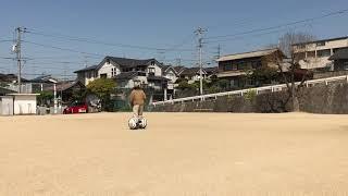 ナインボット・ワン 並輪乗り Ninebot One Dicycle ride