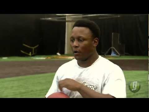 Get In The Game With Barry Sanders