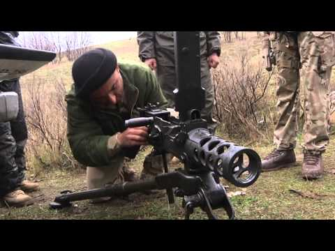 British Army Training The Peshmerga