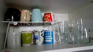 Ordnungstipp - Ordnung in der Küche schaffen