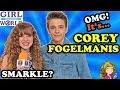 COREY FOGELMANIS Dating Talk for Farkle in GMW Season 3! Do YOU Ship Lucaya, Riarkle OR Smarkle?