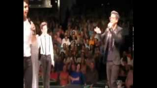 IL VOLO moments funny  part 2 angie