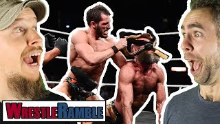 WWE NXT TakeOver: New Orleans REVIEW! | WrestleRamble