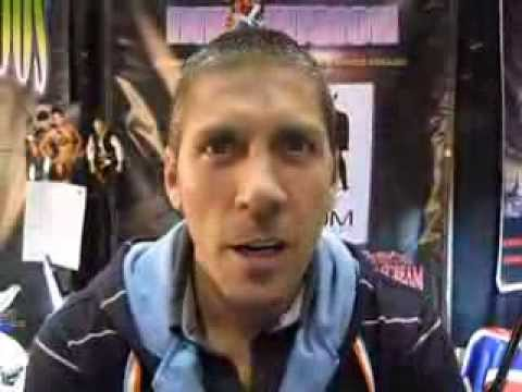 Ray Park about Ink-Fusion