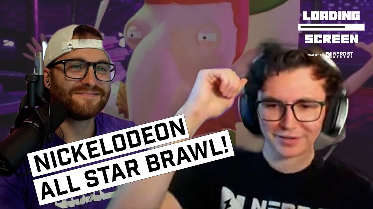 Nickelodeon Esports Coming In HOT   Loading Screen EP113