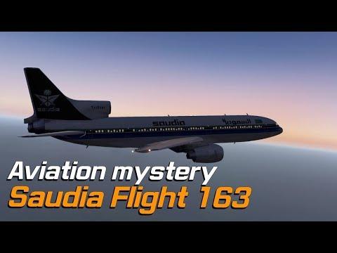 Saudia Flight 163 mystery.