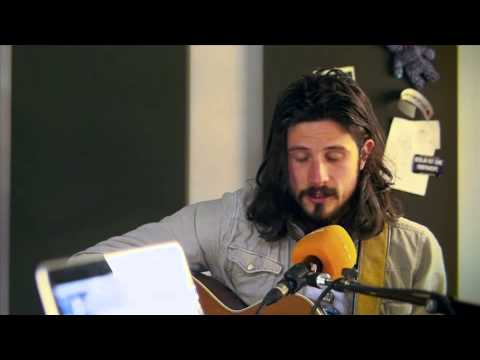 Brother & Bones  Man in Need  & acoustic @  radio station