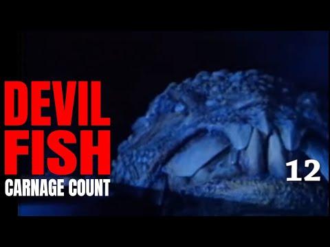 Devil Fish AKA Monster Shark (1984) Carnage Count