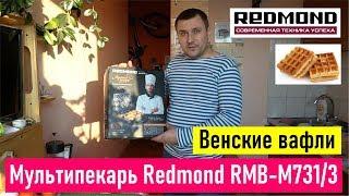 тостер Redmond RMB-M731/3 обзор
