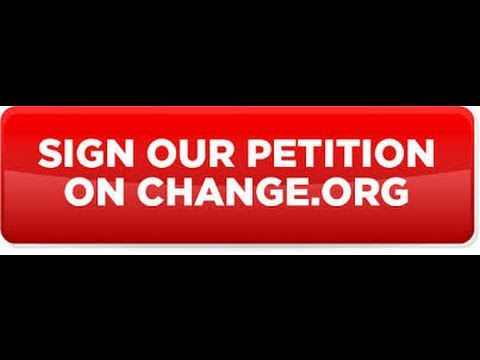 how to sign petition on change.org