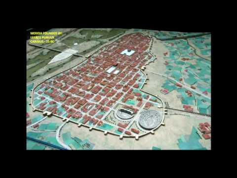 Merida: A Roman City in Spain – Dr Michael Birrell