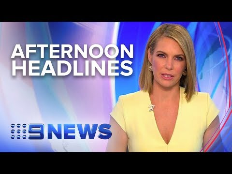 Fraser Anning Scuffle, Election Campaign & Ruszczyk Murder Trial | Nine News Australia