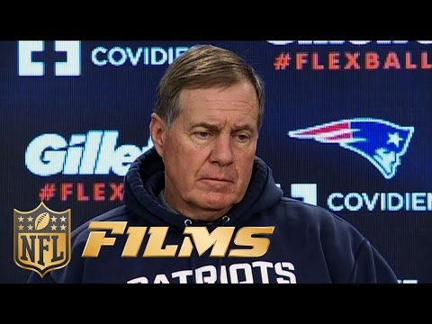 Bill Belichick's Unusual Press Conferences | NFL Films Presents