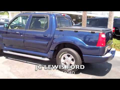 Ford Explorer Sport Trac >> 2005 Ford Explorer Sport Trac Adrenalin from JC Lewis Ford in Savannah, GA - YouTube
