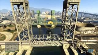 GTA V: Flying Gameplay