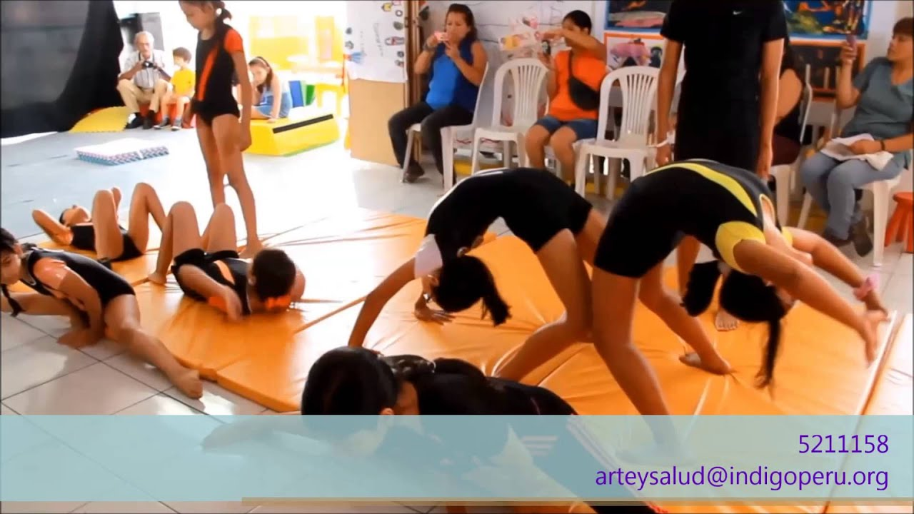 Gimnasia art stica para ni os j venes y adultos youtube for Clases de gimnasia