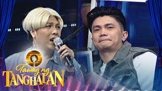 Tawag Ng Tanghalan: Vice's rebut to Vhong