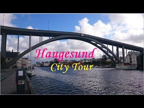 Haugesund City Tour, Norway