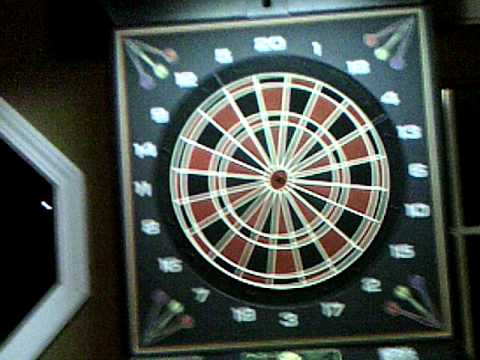 pub time dart machine