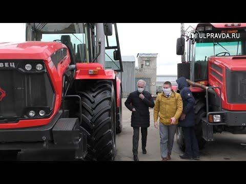 Как чувствуют себя озимые и все ли готово к посевной в Ульяновской области