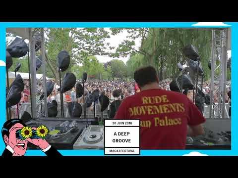 A Deep Groove - Macki Music Festival 2018