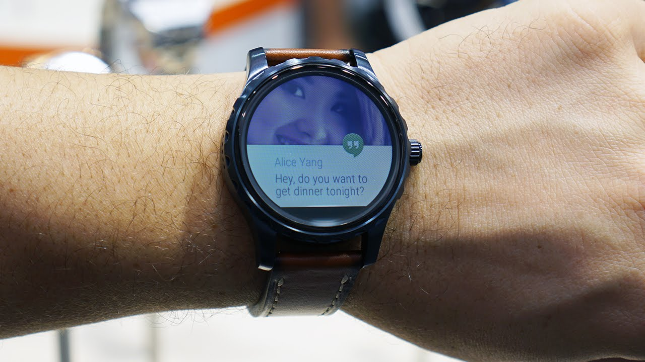Fossil Q Marshal And Wander Hands On Android Wear Elegance Pocketnow You