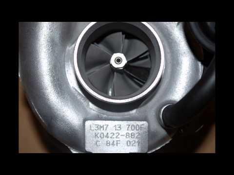 Турбина HITACHI MAZDA 3 6 MPS CX 7