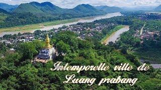 Intemporelle ville de Luang prabang, Luang Prabang Timeless Destination, French Language