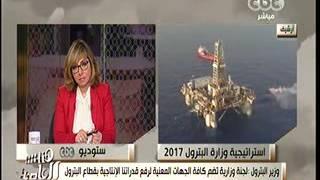 بالفيديو.. الملا: الاكتفاء الذاتي من الغاز 2019