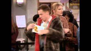3rd rock from the sun - Harry and Sally in the queue