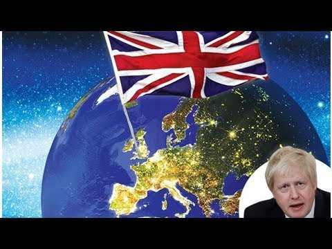 Boris Johnson: Brexit does not mean being insular — it means being more GLOBAL