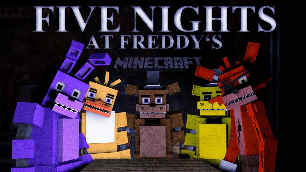 Прохождение 5 Ночей у Фредди 2 (Five Nights at Freddy's 2 ...