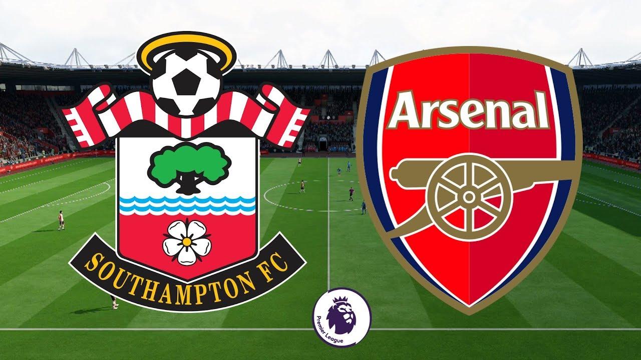 Premier League 2017/18 - Southampton Vs Arsenal - 10/12/17 - FIFA 18 - YouTube