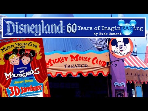60-142 MICKEY MOUSE CLUB THEATER feat. Toot, Whistle, Plunk & Boom