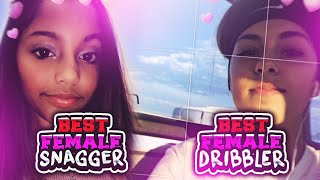 nba 2k18 the best female 2k duo cant be stopped • mixtape ft niki mya 😱🔥 must watch