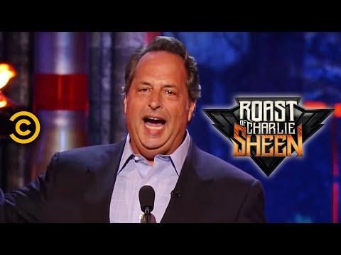 Roast of Charlie Sheen: Jon Lovitz  Drug Jokes Comedy Central