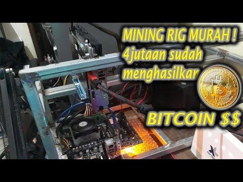 Cara Membuat PC Mining Rig Murah Budget GTX 960 Ti Nicehash Mining Bitcoin Mudah