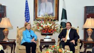 Hillary Clinton Shows Some Strong Diplomacy w/ Pakistan