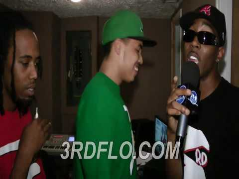 *Exclusive* 3RD FLO With Indie Heat Video Magazine UNCUT Freestyle