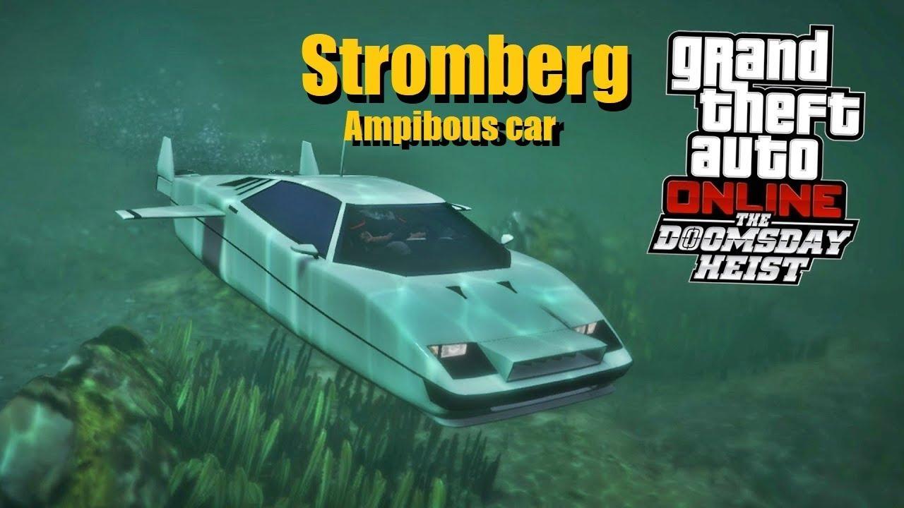Gta Online Stromberg