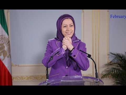 Maryam Rajavi's message to a meeting at UK parliament 28 February 2017