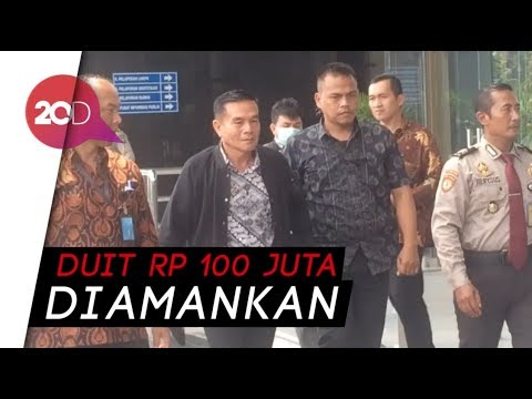 Kena OTT, Bupati Bengkulu Selatan Tiba di KPK