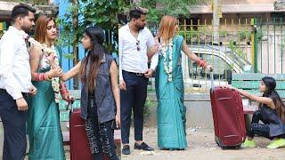 Fake Marriage Prank On Boyfriend Gone Wrong   Rits Dhawan