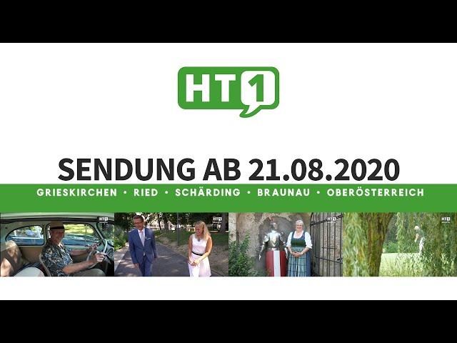 HT1 Sendung vom 21.08.2020
