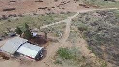 Cruz Farm, Douglas, AZ fly-over